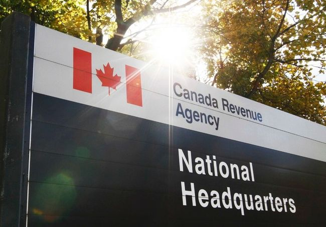 CRA Tax Deadline Error